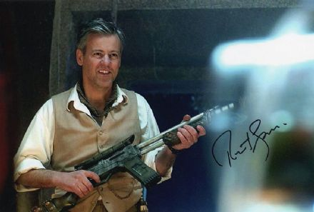 Rupert Graves, signed 12x8 inch photo.